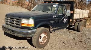 100 Dump Beds For Trucks 1995 D F450 Super Duty Flat Dump Bed Truck Item J5565