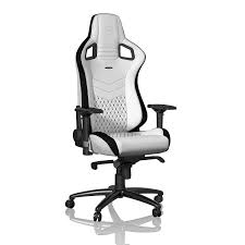 Noblechairs Epic Gaming Chair - Office Chair - Desk Chair - PU Faux Leather  - 265 Lbs - 135° Reclinable - Lumbar Support Cushion - Racing Seat Design  ... Noblechairs Epic Gaming Chair Black Npubla001 Artidea Gaming Chair Noblechairs Pu Best Gaming Chairs For Csgo In 2019 Approved By Pro Players Introduces Mercedesamg Petronas Licensed Epic Series A Every Pc Gamer Needs Icon Review Your Setup Finally Ascended From A Standard Office Chair To My New Noblechairs Motsport Edition The Most Epic Setup At Ifa Lg Magazine Fortnite 2018 The Best Play Blackwhite