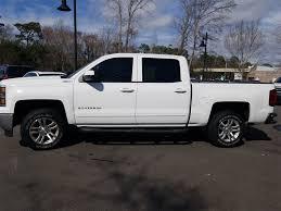 100 Used Trucks Charleston Sc 2015 Chevrolet Silverado 1500 LT For Sale SC BP0957