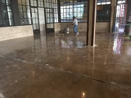 polished concrete realistic expectations and a world of