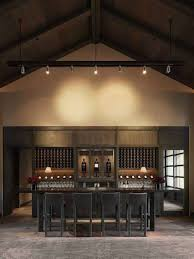 100 Wine Room Lighting Interior And Decoration Bar Ideas Casual Tv