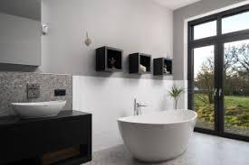 75 badezimmer mit terrazzo boden ideen bilder april