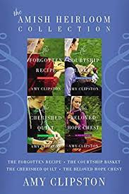 The Amish Heirloom Collection Forgotten Recipe Courtship