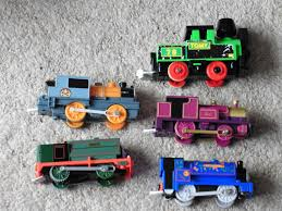 100 Trackmaster Troublesome Trucks Tomytrackmaster Comparison And Special Track