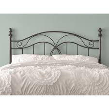 home design metal headboards you ll love wayfair intended for