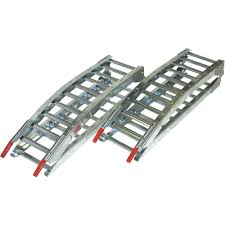 West Folding Arched Hybrid Loading Ramp Set- 1,400-Lb. Capacity, 7ft ... Titan Pair Alinum Lawnmower Atv Truck Loading Ramps 75 Arched Portable For Pickup Trucks Best Resource Ramp Amazoncom Ft Alinum Plate Top Atv Highland Audio 69 In Trifold From 14999 Nextag Cheap Find Deals On Line At Alibacom Discount 71 X 48 Bifold Or Trailer Had Enough Of Those Fails Try Shark Kage Yard Rentals Used Steel Ainum Copperloy Custom Heavy Duty Llc Easy Load Ramp Teamkos Product Test Madramps Dirt Wheels Magazine