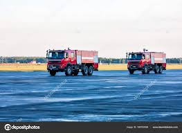 Two Red Airfield Fire Trucks Airport Apron — Stock Photo © Dushlik ... Fire Trucks Stock Photos Images Alamy Department Bewails Lack Of Fire Trucks Substations Panning With Flashing Lights Video Footage Italian Red With Sirens Blue Ready For Emergency Pin By Craig Wildenhain On Pinterest Apparatus Fire Trucks L Blue Lights Rc Engine Scania Pumpers New Eone Stainless Steel Pumper For Lynnfield Department Amazoncom Truck Race Rescue Toy Car Game Toddlers And Customer Deliveries Halt