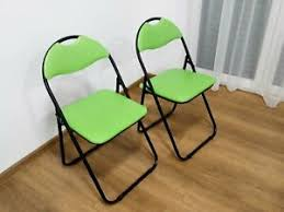 klappstuhl grün küche esszimmer ebay kleinanzeigen