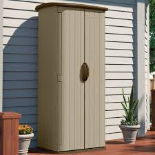 Suncast Horizontal Storage Shed Assembly by Suncast 20 Cu Ft Storage Shed Taupe Walmart Com
