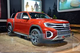 100 Volkswagen Truck Atlas Tanoak Concept Could Preview A New Pickup Digital