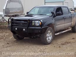 Dakota Hills Bumpers & Accessories Toyota Aluminum Truck Bumper ... Tacoma Bumper Shop Toyota Honeybadger Front Warn 2016 Ascent Full Width Black Winch Hd Diy Move Genuine Chrome Hilux Pickup Mk4 Ln165 2015 Vengeance Fab Fours Vpr 4x4 Pd102 Rally Truck Serie 70 Seris 2007 2018 1571 Homemade And Rear Bumperstoyota Youtube Amera Guard End Caps Outdoorsman Bumpers