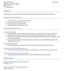 sle functional resume