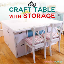 Studio Tour With Anna Sigga Craft Storage Ideas Craft Room Furniture