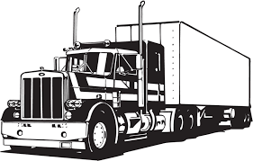 Trend Semi Truck Coloring Pages 91 In Gallery Ideas With