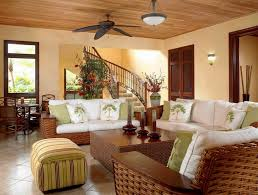 Rattan Ceiling Fans Australia by Rattan For An Indoor Space