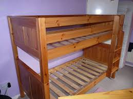 Woodcrest Bunk Beds by Collection Heavy Duty Bunk Bed Frame Pine Full Size Of Bunk