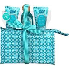 Sunflower Bath Gift Set by Pure Essentials Sea Salt Bath Gift Set