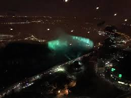 amazing view picture of skylon tower revolving dining room