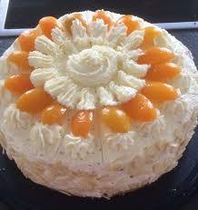 ingrids aprikosen sahne torte mit mürbeteigboden und