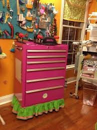Tool Box Dresser Ideas by 37 Best Toolbox Girly Style Images On Pinterest Pink Tool Box