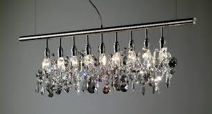 chandelier led pendant light fixtures rectangular chandelier led