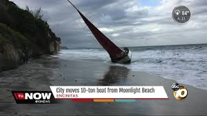 Moonlight Beach Encinitas California YouTube