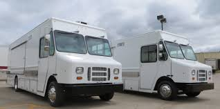 Custom Food Truck For Movie Sets Built By APEX Specialty Vehicles