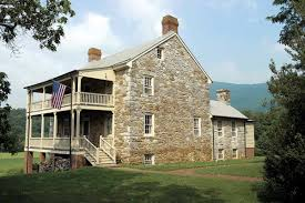 100 Fieldstone Houses Preserving A Stone House In Virginia Old House Journal