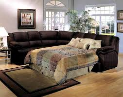 Brown Sectional Living Room Ideas by Sofa Sleepers Dark Brown Sectional Sleeper Sofa Art That I