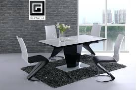Elegant 5 Piece Dining Room Sets by Black Dining Table And Chairs Set Elegant Dining Room Sets For