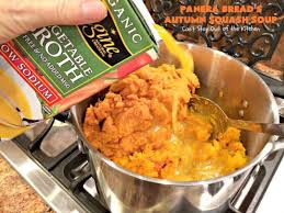 Pumpkin Butternut Squash Soup Vegan by Panera Bread U0027s Autumn Squash Soup Can U0027t Stay Out Of The Kitchen