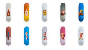 Tony Hawk Reissue Skate Deck by They Look Like Any Other Deck So What Makes These S