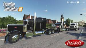 100 Pacella Trucking Peterbilt 388 CSM Package GamesModsnet FS19 FS17 ETS