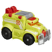 100 Rescue Bots Fire Truck Heatwave Amazon Exclusive Figure Transformers
