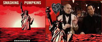 Smashing Pumpkins Zeitgeist Album Cover by Ken Turner Ken Turner Blog Series Influences And Inspirations