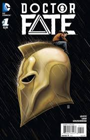 DC Comicss Doctor Fate Issue 1b