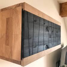 hängeschrank selber bauen diy hängeschrank für s wohnzimmer