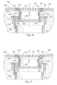 Zurn Floor Sink Drain by Patent Us8347424 Leveling Mechanism For Floor Drain Google Patents