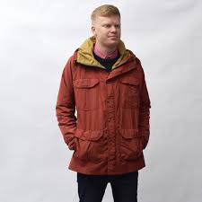 the canadian duffle quilted brown coat pedlars