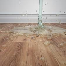 Laminate Flooring Bubbles Due To Water by What To Do If Water Is Seeping Through The Floor