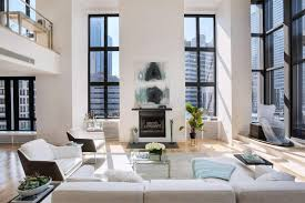100 Tribeca Rooftops TriBeCa Penthouse With Private Rooftop Asks 69M Modern Home In New