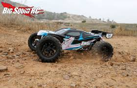 100 Losi Trucks TENMT 4WD Monster Truck With AVC Big Squid RC RC Car And