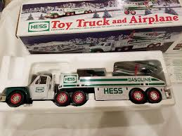 100 Hess Toy Truck Values Amazoncom 2002 And Airplane By By S