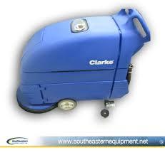 Clarke Floor Scrubber Pads by Reconditioned Alto Clarke Encore L20 Floor Scrubber Southeastern