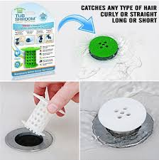 Bathroom Drain Hair Stopper Walmart by Hk 2 Pack Bathroom Silicone Hair Catcher Tub Sink Drain Bathtub