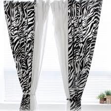 Zebra Curtain by Zebra Curtain