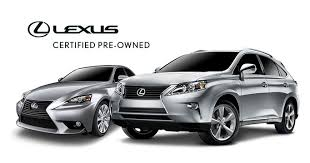 Pre Owned Lexus