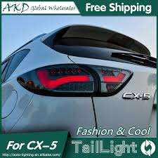 e Stop Shopping Styling for Mazda CX 5 Tail Lights Taiwan Sonar