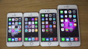 iPhone 6 Plus vs iPhone 6 vs iPhone 5S vs iPhone 5 Benchmark