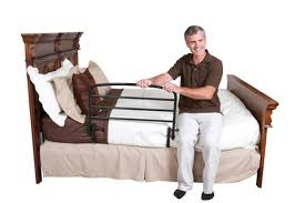 stander 30 home safety bed rail with included safety strap